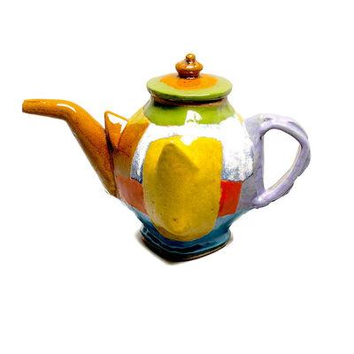 John Gill, 'Teapot', 2017