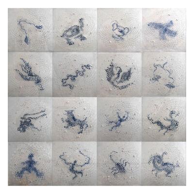 Irene Dubrovsky, 'Four Celestial Emblems ', 2014