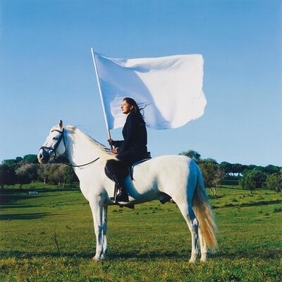 Marina Abramović, 'The Hero(Family story of my father who was a hero in the Second World War in Yugoslavia)', 2001
