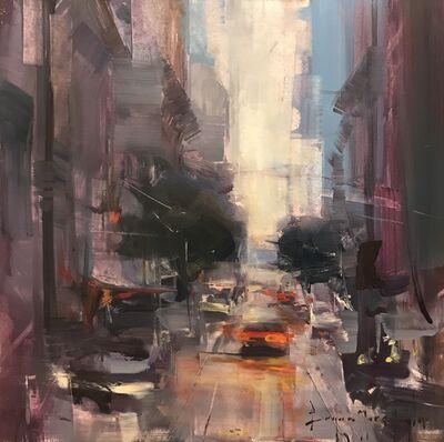 Bryan Mark Taylor, 'SF Rain', 2017