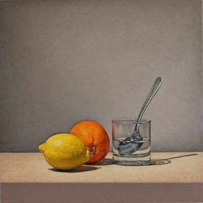 Tom Gregg, 'Fruit and Spoon', 2018