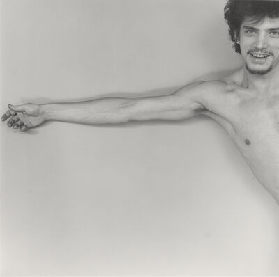 Robert Mapplethorpe, 'Self-Portrait', 1975