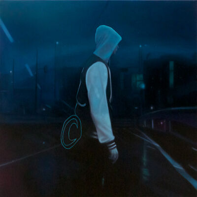Seamus Conley, 'Crescent', 2015
