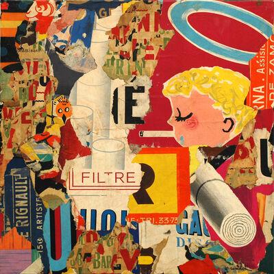 Pierre-Francois Grimaldi, 'Filtre', 2018