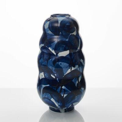 Felicity Aylieff, 'Blue & White Vase', 2018