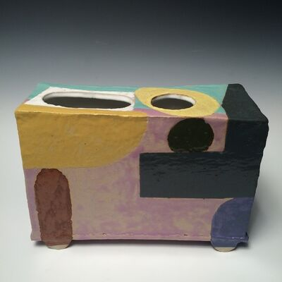 John Gill, 'Vase #1', 2014