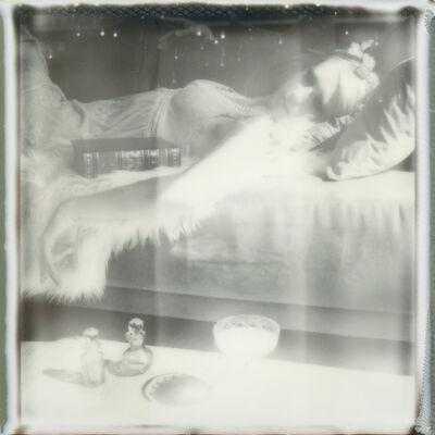 Julia Beyer, 'Décadence - Contemporary, Polaroid, Photography, Expired, 21st Century, Women', 2017