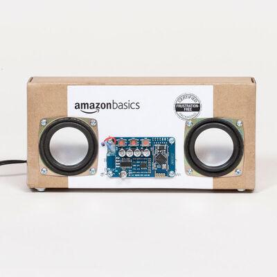 Chris Beeston, 'AmazonBasics Bluetooth Speaker', 2016