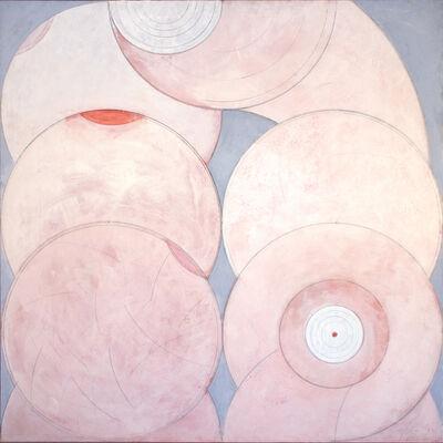 Hassel Smith, 'Eyeball to Eyeball', 1972