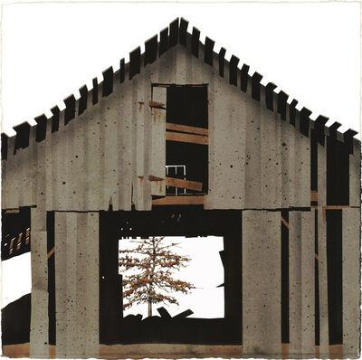 George Dombek, 'Phillips County Barn', 2014