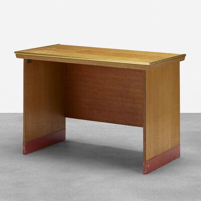 Frank Lloyd Wright, 'desk from Hillside House, Bartlesville, Oklahoma', 1953