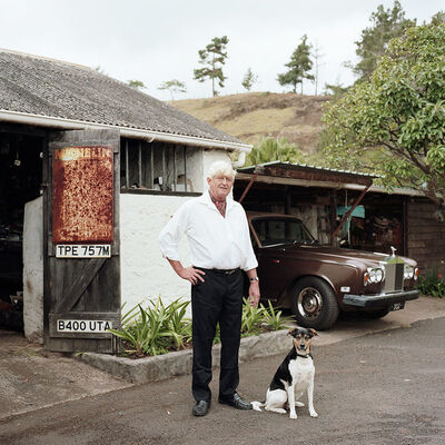 Jon Tonks, 'Steve Biggs & Rolls Royce'