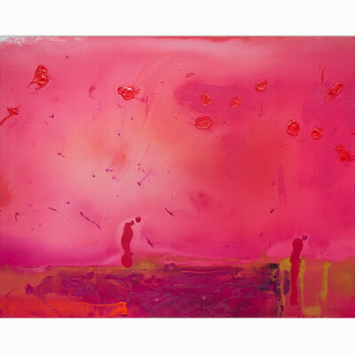 Helen Frankenthaler, 'Red Shift', 1990
