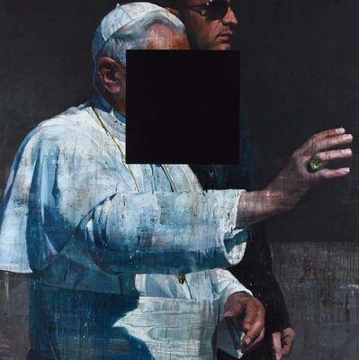 François Bard, 'L'homme blanc', 2018
