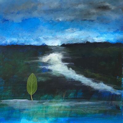 Foon Sham, 'La Garonne (The Garonne River)', 2018