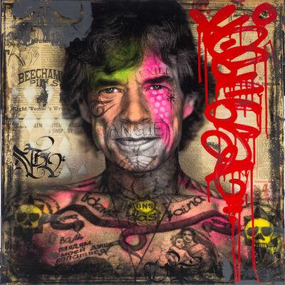 BNS, 'Jail Bird Jagger', 2017