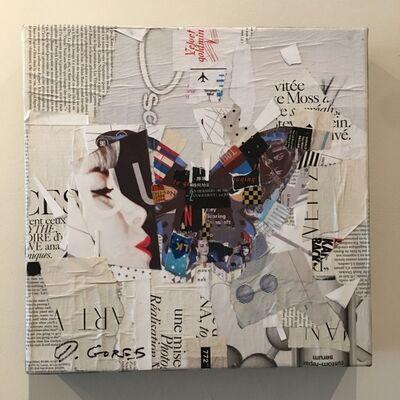 Derek Gores, 'Butterfly', ca. 2018