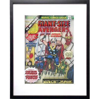 Michael Suchta, 'Avengers Giant Size Vol1, No.1', 2017