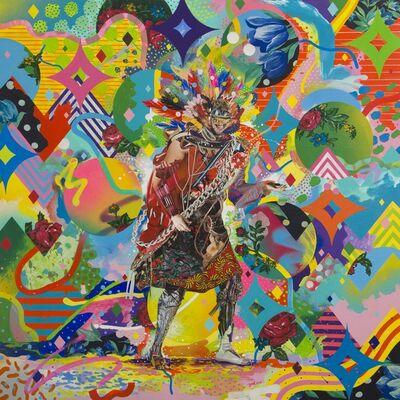 Yoh Nagao, 'Searchman ', 2017