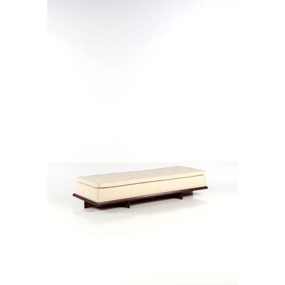 Frank Lloyd Wright, 'Bench', 1955