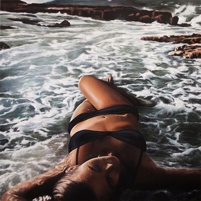 Ryan Jones, 'Girl in the Sea', 2016