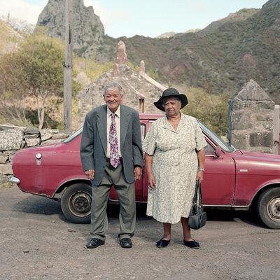 Jon Tonks, 'Sunday Best Couple'