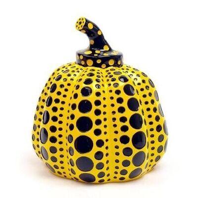 Yayoi Kusama, 'Pumpkin (yellow)', 2013