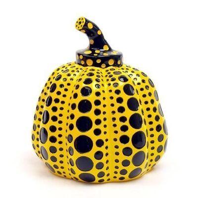 Yayoi Kusama, 'Pumpkin (Black and Yellow)', 2013