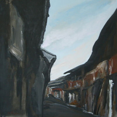 Xiaofei Gao, 'Street Impression III', ca. 2012