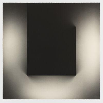 Brian Eno, 'Helica Black (Tails)', 2019