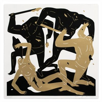 Cleon Peterson, 'INTO THE SUN (LIGHT)', 2016