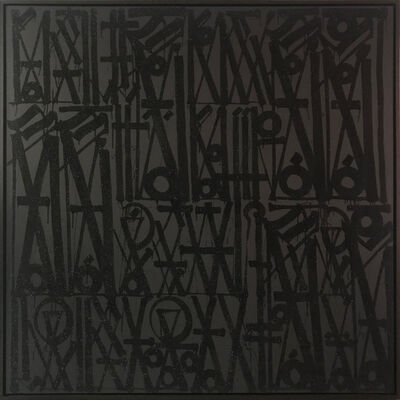 RETNA, 'Rolls Royce Black Streams', 2015
