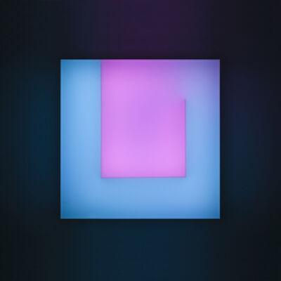 Brian Eno, 'Helica', 2017