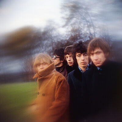 Gered Mankowitz, 'The Rolling Stones, 1966 - Primrose Hill Beyond the Bottoms', 1966