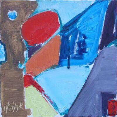 Marcel Kahhak, 'Small Abstract/3', 2011