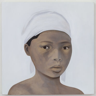 THENJIWE NIKI NKOSI, 'Translator (After Krotoa)', 2016