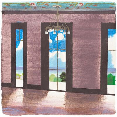 Daniel Heidkamp, 'Inside Hopper House', 2015