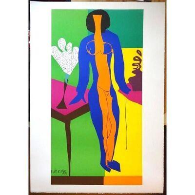 """Henri Matisse, 'Lithograph """"Zulma"""" after Henri Matisse'"""