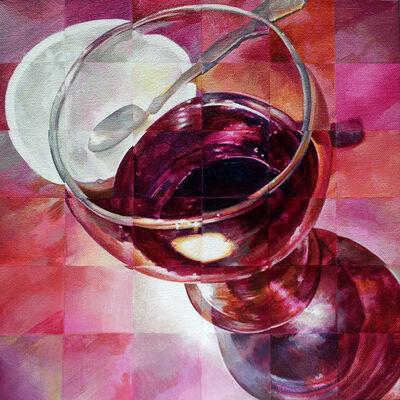 Sarah Atlee, 'Wineglass', 2015