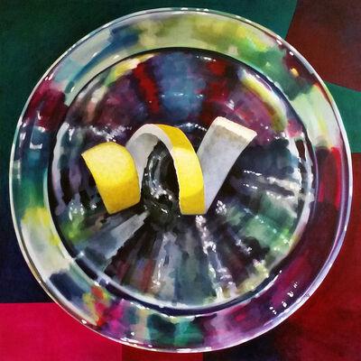Sarah Atlee, 'Martini Twist, Indulge, Golden', 2015