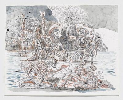 Albert Herter, 'Diplomacy ', 2017