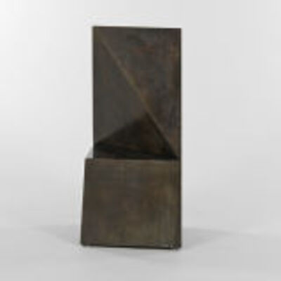 """Stéphane Ducatteau, 'Stool bar or stand """"Prisme""""', 2010"""