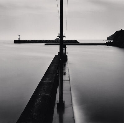 Michael Kenna, 'Port Entrance, Shikoku, Japan', 2003