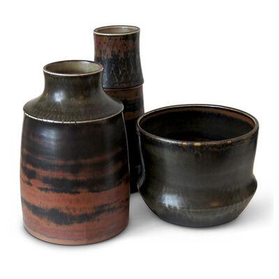 Carl Harry Stålhane, 'Selection of Vases by Carl Harry Stålhane', 1960