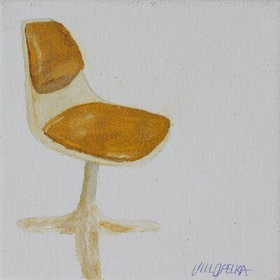Jill Opelka, 'Frnech Folding Chair', 2016