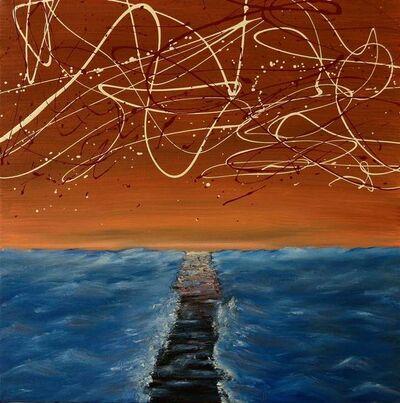 John Herzberg, 'Death of a Boardwalk', 2015