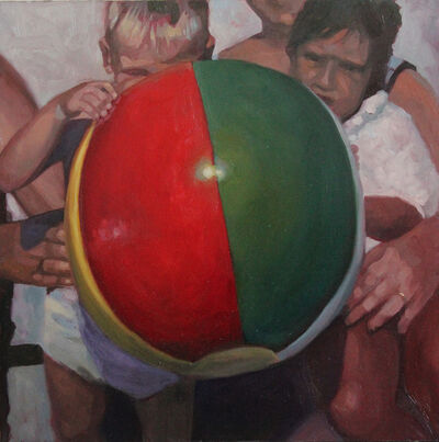 Carl Grauer, 'Beachball ', 2016