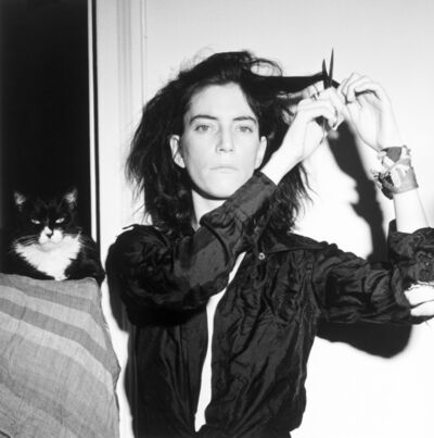 Robert Mapplethorpe, 'Patti Smith', 1978