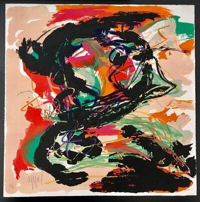 Karel Appel, 'Paysages Humains', 1963