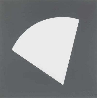Ellsworth Kelly, 'Untitled (Grey, 1998)', 1998